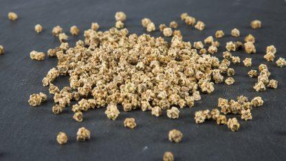 Bio Saatgut Mangold rot. Gute Keimfähigkeit für Sprossen und Mikrogrün