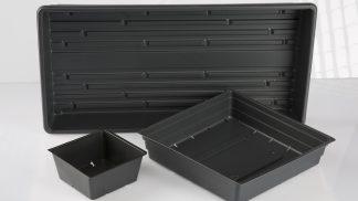 Trays für Microgreen-Profis