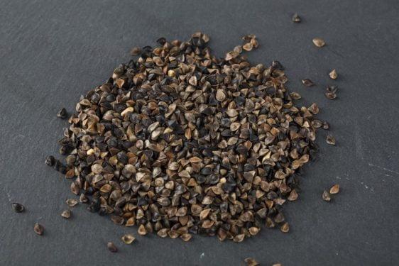 Bio Saatgut Buchweizen ungeschält. Gute Keimfähigkeit für Sprossen und Mikrogrün