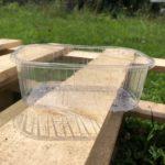 Microgreen Topf – durchsichtig (aus PLA) #2