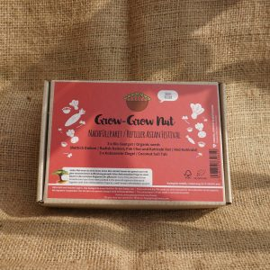 "Grow-Grow Nut Nachfüllpaket ""Asian Festival"""